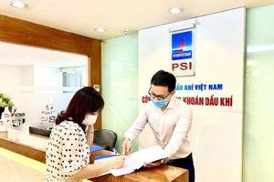 PSI công bố dự thảo tờ trình Phương án sử dụng thặng dư vốn cổ phần để xử lý lỗ lũy kế
