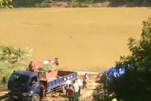 Xác định danh tính 3 người tử vong khi ô tô lao xuống sông Mã