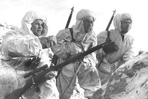 Người lính Liên Xô reo rắc nỗi khiếp sợ lên quân Đức tại trận Stalingrad