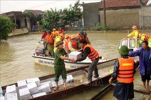 Quảng Bình: Hơn 15.000 ngôi nhà bị ngập, công tác cứu trợ được triển khai kịp thời