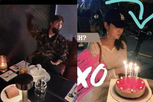 Lee Min Ho có động thái phân biệt đối xử trong ngày sinh nhật Suzy - Kim Go Eun, 'tình tin đồn' được đối xử khác hẳn bạn gái chính thức?