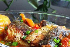 Làm món cá nục kho thêm thứ này vào cả nhà gắp không dừng đũa