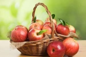 90% người Việt mắc sai lầm này khi ăn táo