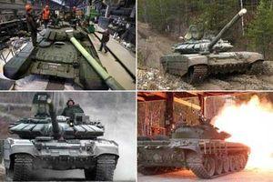 T-72 tốt hơn Abrams Mỹ trong thực chiến