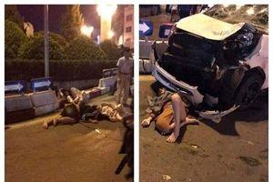 Tai nạn giao thông sáng 11/10: Xe máy chở 4 người va chạm với ô tô, 3 người trọng thương