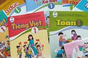Đề nghị Hội đồng thẩm định rà soát về sách giáo khoa Tiếng Việt lớp 1
