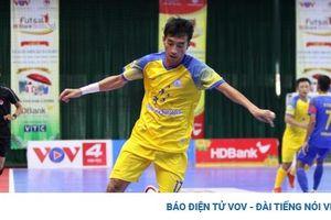 Trọng Luân lập hat-trick, Sannatech Khánh Hòa duy trì ngôi nhì bảng