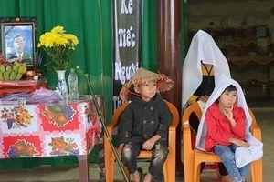 Nỗi buồn ở thôn Bình Yên và giây phút giữa lằn ranh sinh tử