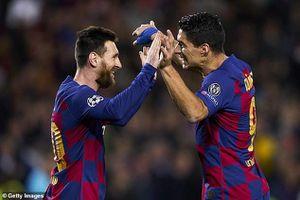 HLV Koeman tiết lộ bất ngờ với Messi về Suarez