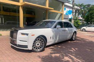 Cận cảnh Rolls-Royce Phantom Tranquillity hơn 65 tỷ về Việt Nam