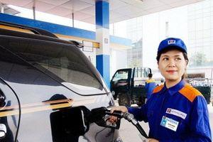 Giá xăng E5RON92 tăng nhẹ
