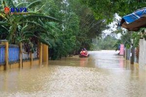 Thêm 4 trường hợp tử vong thương tâm trong những ngày mưa lũ