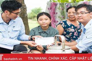 Doanh nghiệp Hà Tĩnh chung tay chia sẻ với cộng đồng