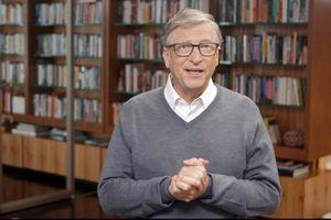 Bill Gates: Từ 'con mọt sách' đến tỉ phú thiện nguyện vĩ đại nhất