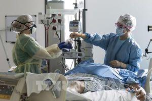 Cập nhật dịch COVID-19 sáng 12/10: Thế giới sắp tiệm cận 1,1 triệu ca tử vong