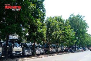 Câu chuyện biển cấm, bãi xe và lợi ích nhóm ở Hoàng Mai, Hà Nội