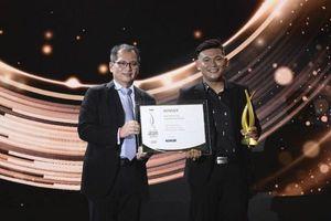 TNR Holdings Vietnam chiến thắng 2 giải thưởng PropertyGuru Vietnam Property Awards 2020