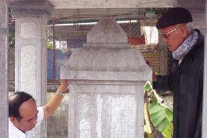 Bắc Ninh: Người khai mở truyền thống khoa bảng làng Phương Triện