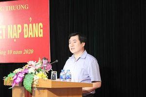 Khai giảng lớp bồi dưỡng lý luận chính trị dành cho đối tượng kết nạp đảng năm 2020