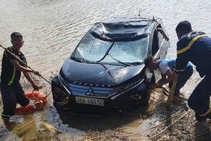 Cẩm Thủy (Thanh Hóa): Xác định được danh tính 3 người chết sau khi ôtô 7 chỗ lao xuống sông Mã