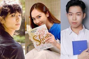 Chan Hyuk, Jessica và Mizushima Hiro: Những nghệ sĩ thử viết tiểu thuyết và đã thành công