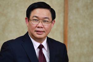 Tiểu sử Bí thư Thành ủy Hà Nội Vương Đình Huệ
