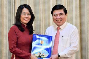 Bà Nguyễn Thị Ánh Hoa làm Giám đốc Sở Du lịch TP.HCM
