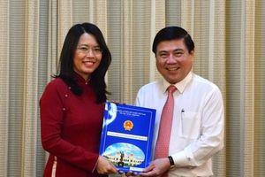 Sở Du lịch TP HCM có tân giám đốc là bà Nguyễn Thị Ánh Hoa