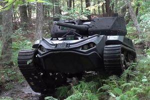 Quân đội Mỹ chuẩn bị thử nghiệm robot xe tăng hạng nhẹ