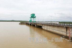 Ứng phó bão số 7: Đảm bảo an toàn cho công trình thủy lợi
