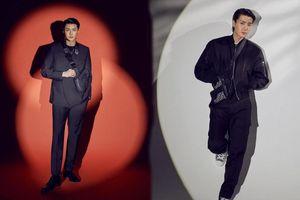 Nối tiếp Jisoo Black Pink, Sehun EXO là gương mặt đai diện cho dòng thời trang nam Dior Men