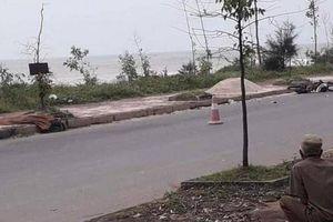 Nghệ An: Nam thanh niên tử vong trên tuyến đường ven biển Quỳnh Phương