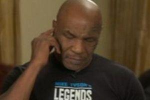 Mike Tyson lý giải nguyên nhân 'lờ đờ' trong buổi phỏng vấn mới nhất: Tôi chỉ buồn ngủ thôi