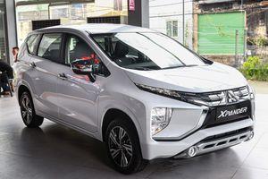 Doanh số Mitsubishi Xpander vượt xa Toyota Innova trong tháng 9