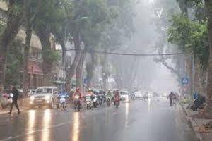 Chất lượng không khí Hà Nội ngày 14/10: Mưa lớn giúp nhiều khu vực đạt mức tốt