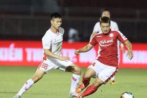 Vòng 2 giai đoạn 2 V-League 2020: Đánh bại TP Hồ Chí Minh, Viettel xóa ngôi nhất bảng của Sài Gòn