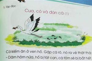 Bản quyền ngữ liệu sách Tiếng Việt lớp 1: Có hay không?