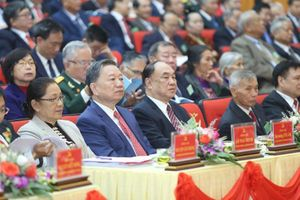Khai mạc Đại hội Đảng bộ tỉnh Điện Biên lần thứ 14