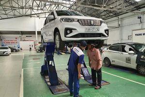 Suzuki nói gì về tin đồn xe Ertiga lỗi và thiếu phụ tùng?