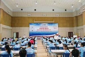 Cuộc thi Toán học lớn nhất nước Mỹ - AMC chính thức chào đón học sinh Việt Nam