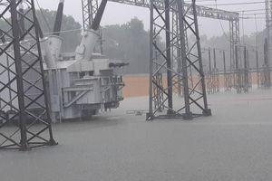 PTC2 đảm bảo vận hành an toàn lưới truyền tải điện trong mùa mưa lũ
