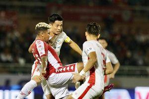 Sài Gòn FC 'ngã ngựa', Viettel tranh thủ chiếm ngôi đầu V-League