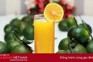 5 mẹo nhỏ giúp chọn cam sành ngọt, mọng nước
