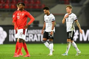 Kết quả Nations League: Đức hòa trên sân nhà, Tây Ban Nha thua sốc