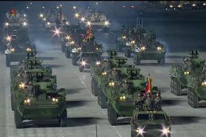 Triều Tiên ra mắt hệ thống tên lửa chống tăng tự hành mới