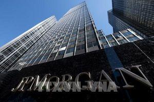 'Đại gia' ngân hàng Mỹ công bố số liệu kinh doanh khả quan