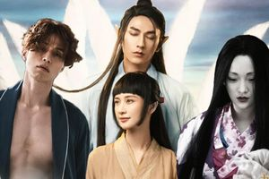 Cùng khai thác đề tài Hồ ly 9 đuôi, Isaac khác biệt thế nào với Châu Tấn, Lee Dong Wook?