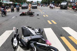 An Giang: Va chạm xe, một người tử vong