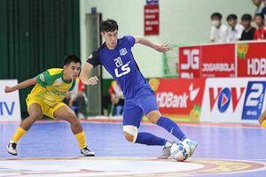 Giải Futsal HDBank vô địch quốc gia: Cạnh tranh quyết liệt ở các vòng đấu cuối