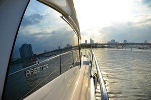 Siêu phẩm Prestige 520 – du thuyền hạng sang thứ 3 'cập bến' Việt Nam